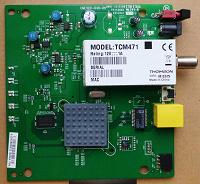 Отдается в дар ADSL modem THOMSON model: TCM471