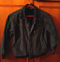 Отдается в дар Джинсовая курточка
