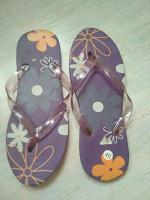 Отдается в дар Женская обувь. Шлёпки-вьетнамки