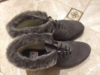 Отдается в дар Ботинки Rieker размер 37 (24 см стопа)