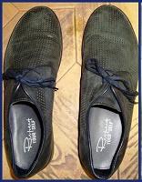 Отдается в дар Туфли на шнурках мужские летние, 42р.