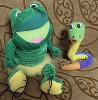 Отдается в дар Мягкие игрушки — разные