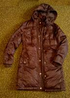 Отдается в дар куртка на тёплую зиму и демисезон