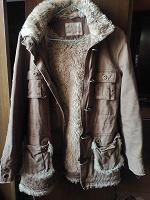 Отдается в дар Куртка — парка.