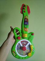 Отдается в дар Гитара детская