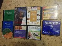 Отдается в дар Диски для обучения английскому и др.