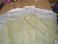 Отдается в дар Сорочки, рубашки мужские в хорошем состоянии