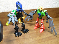 Отдается в дар Лего Бионикл