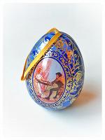 Отдается в дар Яйцо, для хранения иголки..) ООчень красивая