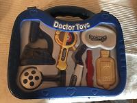 Отдается в дар Набор детский для игры в доктора, новый. Китай.