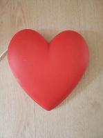 Отдается в дар Светильник «сердечко»
