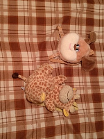 Отдается в дар Рюкзачок-собачка и рюкзак-жираф