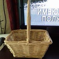 Отдается в дар Корзинки плетённые