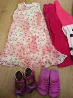 Отдается в дар Детская одежда и обувь