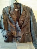 Отдается в дар Укороченный женский пиджак