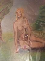 Отдается в дар Рисунки с голыми и одетыми бабами