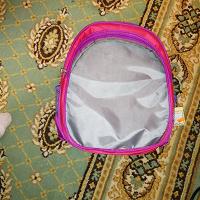 Отдается в дар Рюкзак для девочки, портфель, ранец