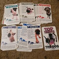 Отдается в дар Карточки с породами собак