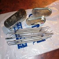 Отдается в дар Инструменты стоматолога