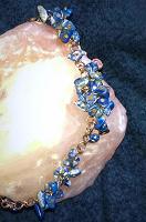 Отдается в дар Ожерелье «Закат в горах»