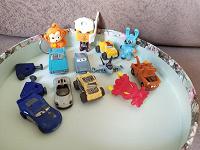 Отдается в дар Киндер игрушки детям