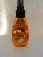 Отдается в дар Спрей-масло для волос Gliss Kur Oil Nutritive, 150 мл
