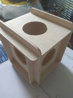 Отдается в дар Куб для хомяка