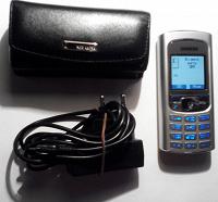 Отдается в дар Кнопочный сотовый телефон «Siemens A31» + кобура «NERI KARRA» б/у