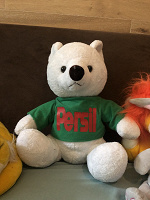 Мягкая игрушка — медведь