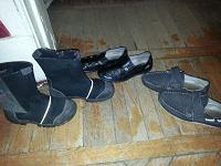 Отдается в дар Обувь для мальчика б/у