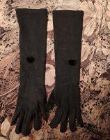 Отдается в дар Перчатки длинные женские выше локтя