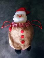Отдается в дар Мешочек «Дед Мороз» для подарка.