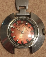 Отдается в дар Часы Slava (Слава) СССР