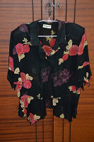 Отдается в дар Женская блузка 48 размера, винтаж
