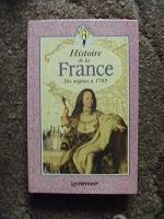 Отдается в дар Книги История Франции на французском языке