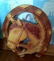 Отдается в дар Подкова сувенирная с лошадкой