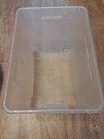 Отдается в дар Труфаст-контейнер ИКЕА прозрачный без крышки