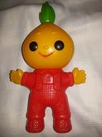 Отдается в дар Чиполино новая игрушка из СССР