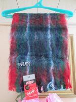 Отдается в дар шарф мохеровый