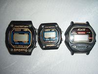 Отдается в дар Часы электронные китайские начала 1990х