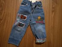 Отдается в дар Детские джинсы на 1-2 года