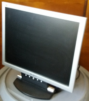 Отдается в дар Монитор VE710s