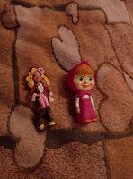Отдается в дар Маша и Медведь и куколка
