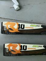Отдается в дар Горные лыжи Rossignol Radical R10