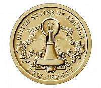 Отдается в дар Монета США 1 доллар 2019