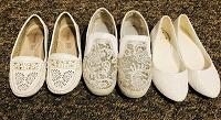 Отдается в дар Обувь для девочек/женщин летняя 34, 35 азмера