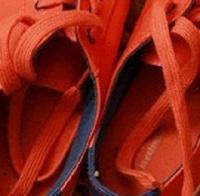 Отдается в дар летние туфли