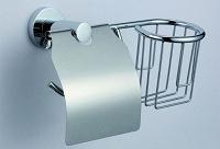 Отдается в дар Держатель для туалетной бумаги и освежителя воздуха