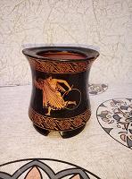 Отдается в дар вазочка керамическая