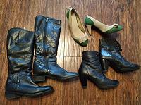 Отдается в дар обувь для девушек от Даши 38
